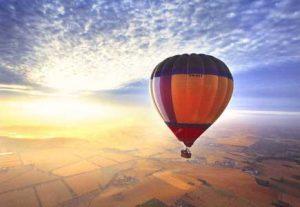 Adventure Australien, Luftballon - HÖJSKOLENDK, Højskole i Udlandet