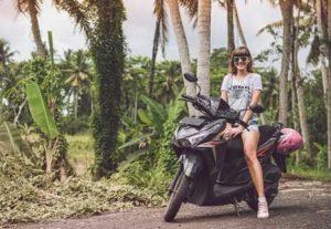 Adventure Bali, scooter eventyr - HÖJSKOLENDK, Højskole i Udlandet