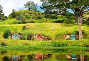 Adventure NZ, Hobbiton - HÖJSKOLENDK, Højskole i Udlandet