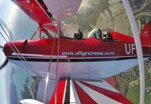 Adventure NZ, stuntfly - HÖJSKOLENDK, Højskole i Udlandet