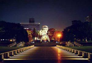 Adventure i Japan - HÖJSKOLENDK, Højskole i Udlandet - Mindesmærket i Hiroshima