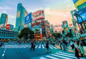 Adventure i Japan - HÖJSKOLENDK, Højskole i Udlandet - Shopping i Tokyo