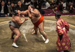 Adventure i Japan - HÖJSKOLENDK, Højskole i Udlandet - Sumobrydning