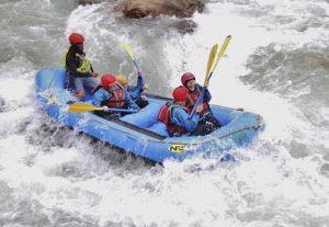 Adventure i Nepal, rafting - HÖJSKOLENDK, Højskole i Udlandet