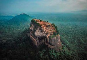Adventure i Sri Lanka, Sigiriya Rock - HÖJSKOLENDK, Højskole i Udlandet