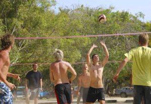 Beach Volley - HÖJSKOLENDK, Højskole i Udlandet