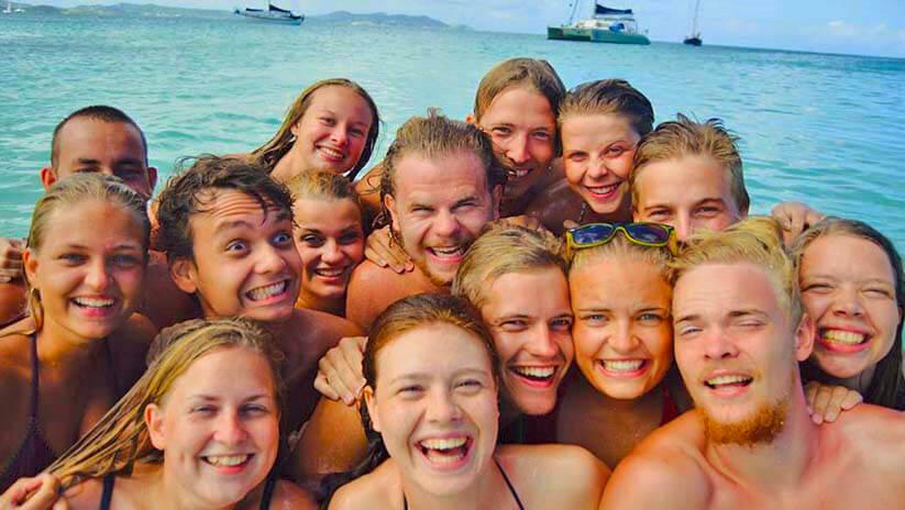 En tidsrejse på højskole i udlandet - Blog