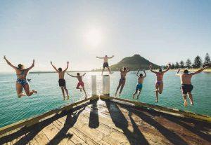Friuge i New Zealand, Backpacking - Højskole i Udlandet - HÖJSKOLENDK