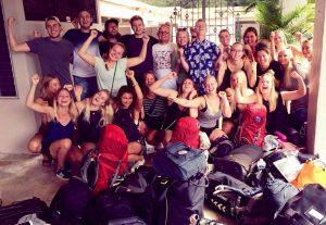 Hawaii, Friuge - Højskole i Udlandet - HÖJSKOLENDK6