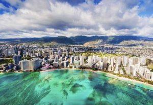 Honolulu_Waikiki - HÖJSKOLENDK, Højskole i Udlandet