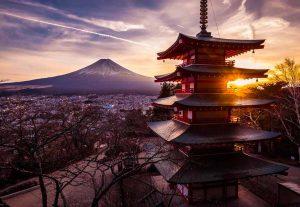 Japan - rundrejse og eventyr - højskole i udlandet