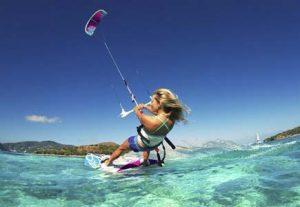 Kitesurfing - HÖJSKOLENDK, Højskole i Udlandet