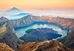 Lombok, Vulkaner - Højskole i Udlandet - HÖJSKOLENDK