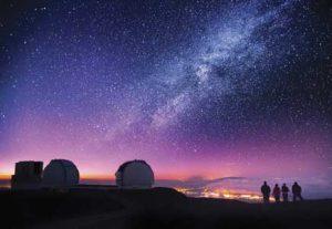 Mauna Kea Stargazing - HÖJSKOLENDK, Højskole i Udlandet