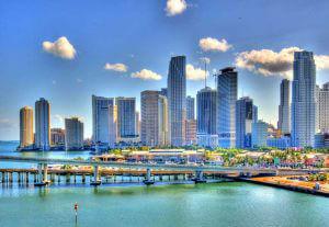 Miami - friuge i Caribien - højskole i udlandet