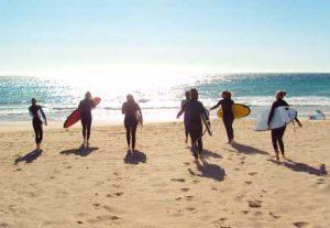 Surfcamp - HÖJSKOLENDK, Højskole i Udlandet