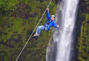 Zipline Eco-Adventure - HÖJSKOLENDK, Højskole i Udlandet