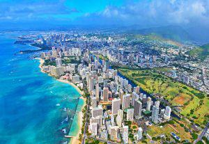Oahu - friuge på hawaii - højskole i udlandet